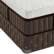 Stearns & Foster® Ainsley-Faith Luxury Plush Hybrid Mattress plus Box Spring