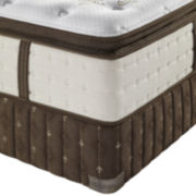 Stearns & Foster® Samantha-Faith Euro-Top-Mattress + Box Spring + FREE GIFT CARD