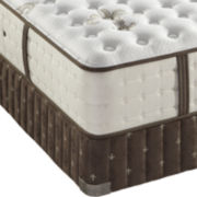 Stearns & Foster® Samantha-Faith Luxury Cushion-Firm Mattress plus Box Spring
