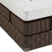 Stearns & Foster® Lexi Jane Luxury Firm Hybrid Mattress plus Box Spring