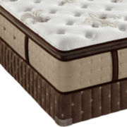 Stearns & Foster® Paige-Faith Luxury Plush Euro-Top - Mattress Only