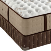 Stearns & Foster® Paige-Faith Luxury Cushion-Firm - Mattress + Box Spring