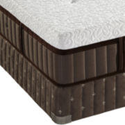 Stearns & Foster® Alanna-Faith Luxury Firm Hybrid Mattress plus Box Spring