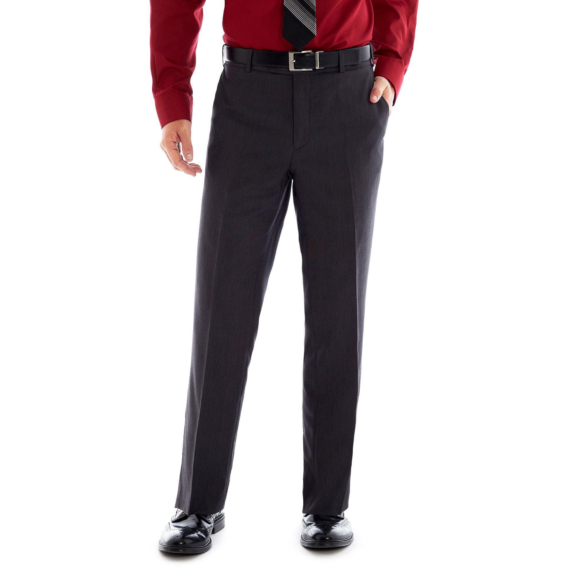 Adolfo Slim-Fit Suit Pants