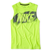 Nike® Dri-FIT Muscle Tee - Boys 8-20