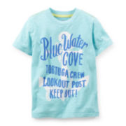 Carter's® Graphic Tee - Baby Boys 6m-24m