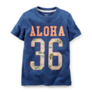 Carter's® Aloha Graphic Tee - Baby Boys 6m-24m