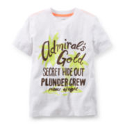 Carter's® Pirate Graphic Tee - Baby Boys 6m-24m