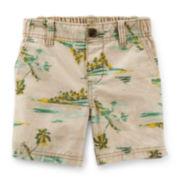 Carter's® Island-Print Shorts - Baby Boys 6m-24m