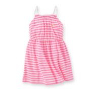 Carter's® Striped Dress - Toddler Girls 2t-5t
