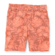 Carter's® Tropical Flower Bermuda Shorts - Toddler Girls 2t-5t
