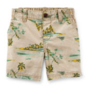 Carter's® Island-Print Shorts - Toddler Boys 2t-5t