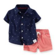Carter's® 4th of July 2-pc. Set – Baby Boys newborn-24m