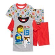 Lego 4-pc. Pajama Set - Boys 4-10