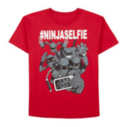 Ninja Selfie Graphic Tee - Boys 8-20