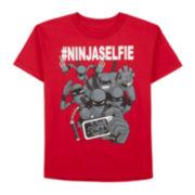 Ninja Selfie Graphic Tee - Boys 8-20