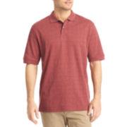 Arrow® Short-Sleeve Windowpane Polo