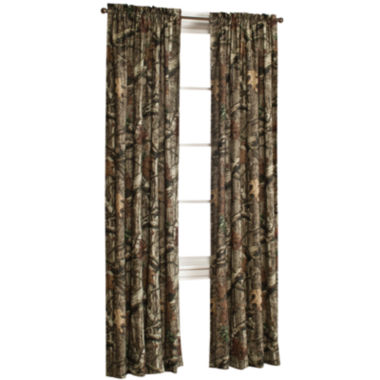 jcpenney.com | Mossy Oak® Break Up Infinity 2-Pack Rod-Pocket/Back-Tab Camo Curtain Panels