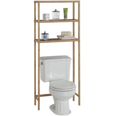 Creative Bath™ Eco Styles Bamboo 2 Shelf Space Saver