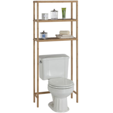 jcpenney.com | Creative Bath™ Eco Styles Bamboo 2-Shelf Space Saver