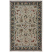 CLOSEOUT! Karastan® Cornwall Wool Rectangular Rug