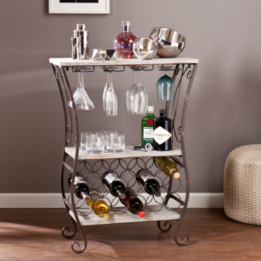jcpenney.com | Swanson Wine Storage Table