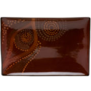 Red Vanilla Organic Set of 2 Rectangular Platters