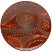 Red Vanilla Organic Charger Plate