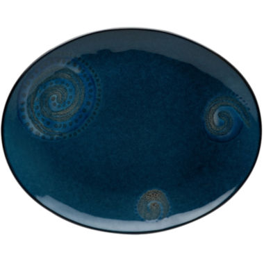 jcpenney.com | Red Vanilla Organic Oval Serving Platter