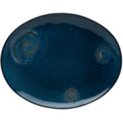 Red Vanilla Organic Oval Serving Platter