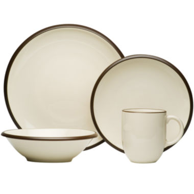jcpenney.com | Hampshire Stoneware 16-pc. Dinnerware Set