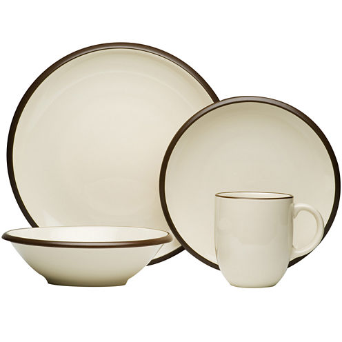 Hampshire Stoneware 16-pc. Dinnerware Set