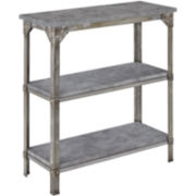 Uptown Style 3-Tier Storage Shelf