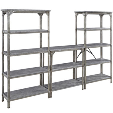 jcpenney.com | Uptown Style 3-pc. Storage Shelf Set