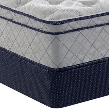 jcpenney.com | Serta® Perfect Sleeper® Sunridge Euro-Top Plush - Mattress + Box Spring