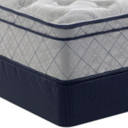 Serta® Perfect Sleeper® Sunridge Euro-Top Plush - Mattress + Box Spring