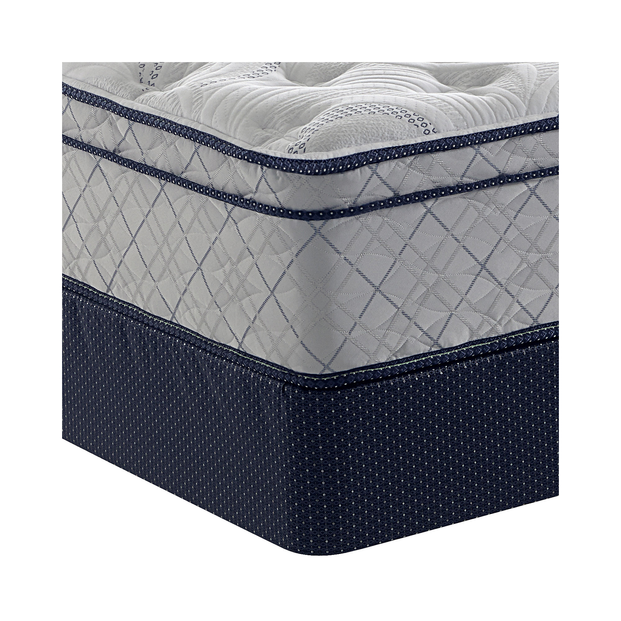 Serta Mattress 237636 310 Perfect Sleeper Inverrary Euro Top Twin Mattress Find It At Shopwiki