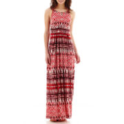 i jeans by Buffalo Print Maxi Dress