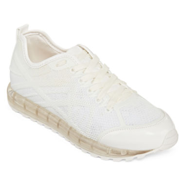 jcpenney.com | N.Y.L.A. Foshizzle Clear Outsole Lace-Up Jogging Shoes