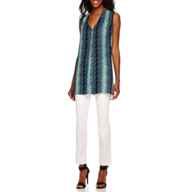 jcpenney.com | Worthington® Sleeveless Tunic or Centennial Ankle Pants - Tall