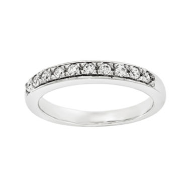 jcpenney.com | 1/5 CT. T.W. Diamond 14K White Gold Wedding Band