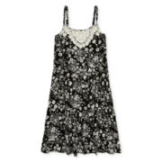 Arizona Sleeveless Floral Peasant Dress - Girls 7-16