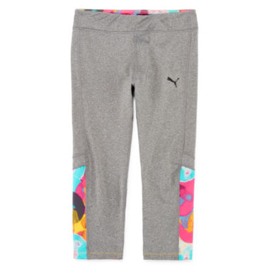 jcpenney.com | Puma® Bubble Capris - Girls 7-16