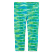 Champion® Colorblock Capris - Girls
