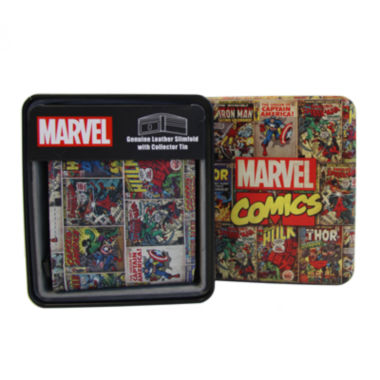 jcpenney.com | Marvel® Characters Slimfold Wallet