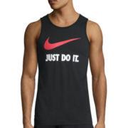 Nike® JDI Swoosh Tank Top