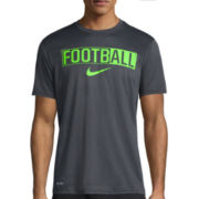 Nike® Short-Sleeve All For Football Tee