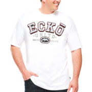 Ecko Unltd.® Short-Sleeve Crew Shirt - Big & Tall