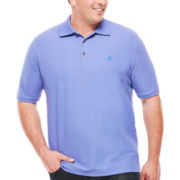 IZOD® Advantage Short-Sleeve Polo - Big & Tall