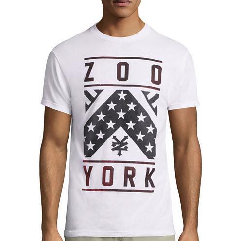 Zoo York® Allegiance Short-Sleeve Cotton Tee